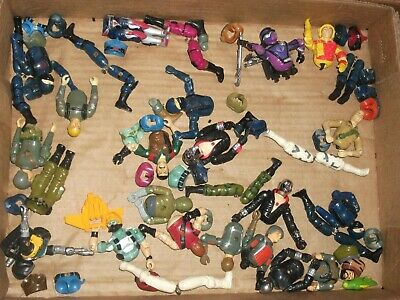 $ CDN51.47 • Buy 1980s-90  #109 Batch LOT Vintage 3 3/4  Gi Joe Figures & Body Parts