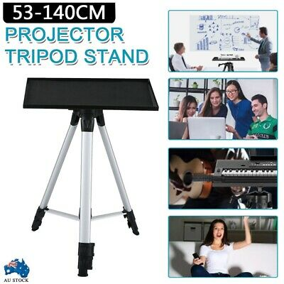 AU40.99 • Buy Portable Aluminum Projector Laptop DV Video Camcorder Tripod Stand Mount Holde