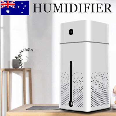 AU14.99 • Buy 1000ML Aroma Aromatherapy Diffuser USB Oil Ultrasonic Air Humidifier Purifier AU