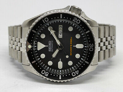 $ CDN140.99 • Buy Pre Owned Seiko Scuba Diver 7s26-0020 Skx007k2 Automatic Mens Watch 1d1222