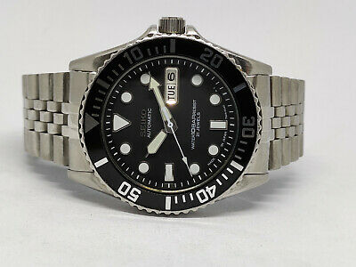 $ CDN35.09 • Buy Seiko Diver 7s26-0040 Skx031j Submariner 10 Bar Automatic Mens Watch 707777