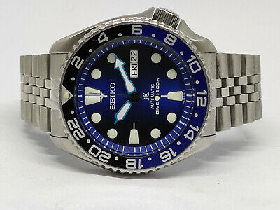 $ CDN42.61 • Buy Seiko Diver 7s26-0020 Skx007 Save The Ocean Mod Automatic Watch 075346