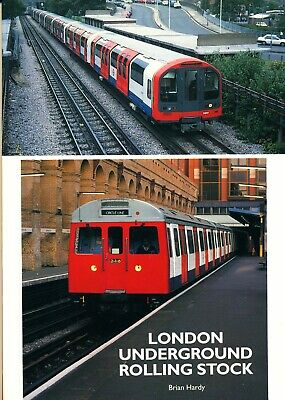 £10 • Buy LONDON UNDERGROUND ROLLING STOCK 1993 13th Edn Surface Tube Transport Capital LT
