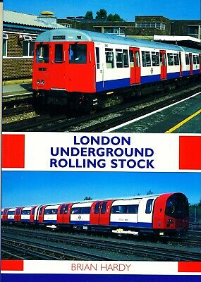 £10.95 • Buy LONDON UNDERGROUND ROLLING STOCK 1997 14th Edn Surface Tube Transport Capital LT