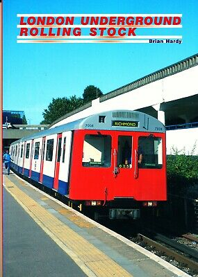 £10.95 • Buy LONDON UNDERGROUND ROLLING STOCK 2002 15th Edn Surface Tube Transport Capital LT