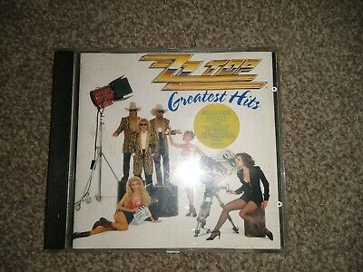 AU6.28 • Buy ZZ Top. Greatest Hits CD Album **FREEPOST**