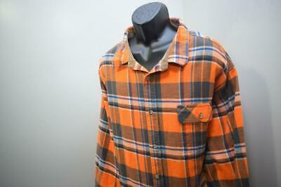 $24.74 • Buy Legendary Whitetails Flannel Shirt Corduroy Long Sleeve Rugged Mens Size 3XL