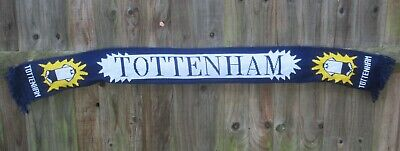 £9.99 • Buy Tottenham Hotspur Spurs Football Scarf - Good Quality New Old Stock