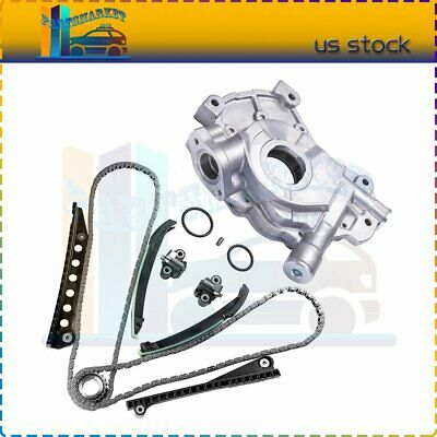 $133.89 • Buy Timing Chain Oil Pump Kit For 05-08 FORD F-250 F-350 SUPER DUTY 5.4L TRITON V8