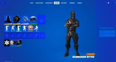 $ CDN1497.20 • Buy RARE Fn Account Season 1 OG/Black Knight/All Seasons PS4/PC 1600 Wins