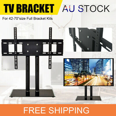 AU35.01 • Buy Universal TV Riser Stand Mount For Samsung Sony Sharp 42-70  LCD LED Sony TCL TV