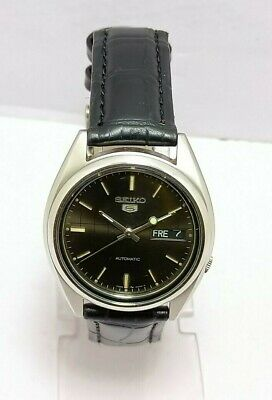 $ CDN31.23 • Buy Vintage Seiko 5 Automatic Day Date Movement No.7009A Japan Made Men's Watch.