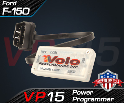 $129.95 • Buy Volo Chip VP15 Power Programmer Performance Tuner For Ford F150 F-150