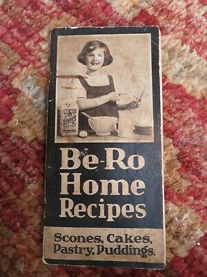 Vintage Be-Ro Home Recipes  13th Edition • 14£