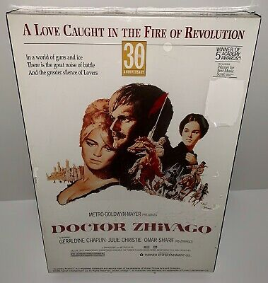 AU3.22 • Buy Dr. Zhivago 30th Anniversary Edition Jigsaw Puzzle 1100 Pieces New & Sealed 1995