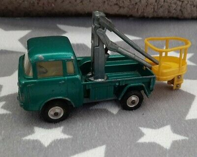 £9.50 • Buy Corgi Toys Jeep FC-150 - Vintage Toys - Collectables Forklift Style Trailer