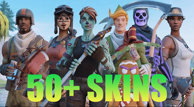 $ CDN49.99 • Buy FN Account 50+ Skins FULL