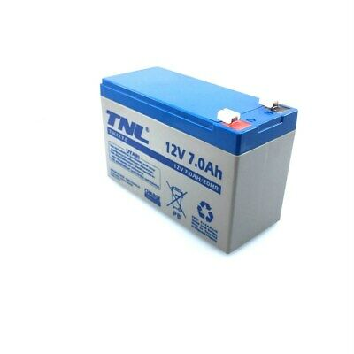 AU26.72 • Buy TNL 12v 7Ah 20HR GENUINE TNL Lead Acid Rechargeable Battery TNL12-7