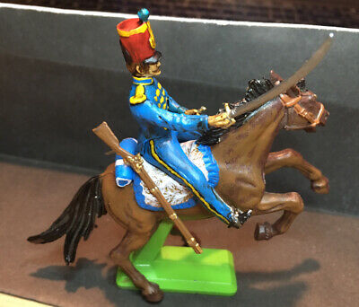 £19.99 • Buy NAPOLEONIC BRITAIN'S HELMET FRENCH HUSSAR  CONVERSION  1/32nd FIGURE