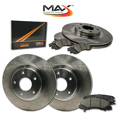 $95.12 • Buy [Front + Rear] Rotors W/Ceramic Pads OE Brakes (90 91 92 93 Civic Integra)