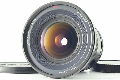 $ CDN1451.03 • Buy [Top MINT] Contax Carl Zeiss Distagon T* 35mm F/3.5 Lens For 645 From JAPAN