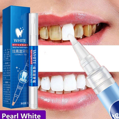 AU7.54 • Buy Teeth Whitening Pen Cleaning Serum Plaque Stains Remover Teeth Bleachment Dental