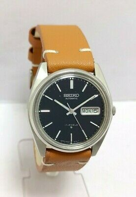 $ CDN37.58 • Buy Vintage Seiko Automatic Day Date Movement No.6309A Japan Made Men's Watch.