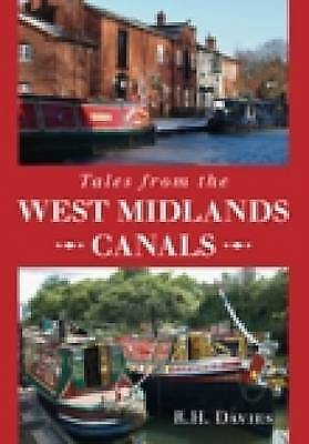Tales From The West Midlands Canals, Davies, R, New Book • 9.54£