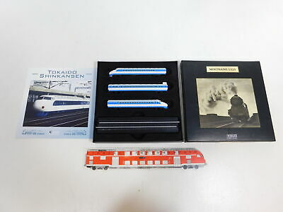 AU43.24 • Buy CA781-0, 5 #Minitrains Atlas Z Gauge Dummy-E-Lok Tokaido Shinkansen, Mint +Box