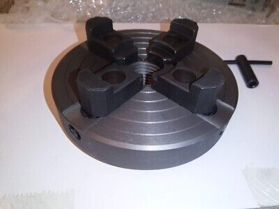 £59 • Buy 4 JAW INDEPENDENT  LATHE CHUCK 150MM 6   Fits  3/4 X16TPI