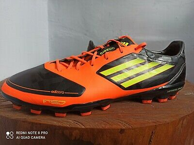 AU140.52 • Buy Adidas F50 Adizero TRX UK 11 US 11.5 Football Boots / Soccer Cleats  Worn Once
