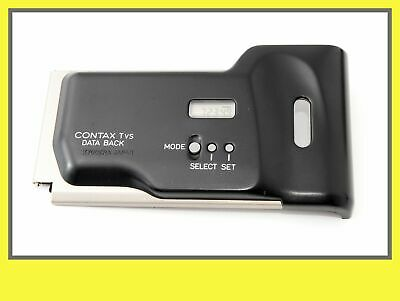 $ CDN43.48 • Buy [Near MINT+++++] Tested!!CONTAX TVS DATA BACK With Box From JAPAN
