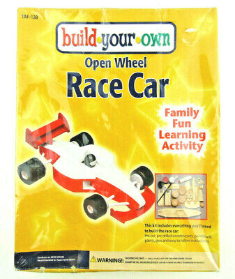 £12.22 • Buy 2006 Build Your Own Open Wheel Race Car Sealed