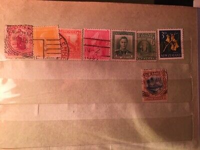 AU1.28 • Buy New Zeland Stamps Collection Used