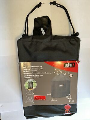 $ CDN26.68 • Buy WEBER Grill Cover With Storage Bag For 26.75 Inch Charcoal Grills 7153