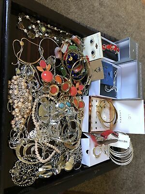 $ CDN49.98 • Buy Large Lot Of Modern Signed Designer Jewelry. Chicos Lia Sophia Kate Spade ++