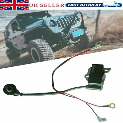 £13.24 • Buy Ignition Coil Module + Wire Fit For STIHL TS410 TS420 Cut Off Saws