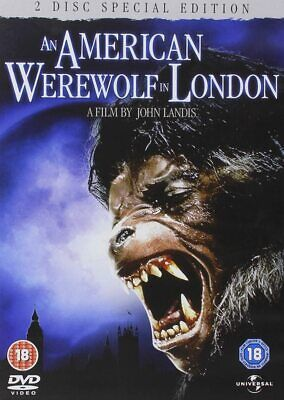 £3.99 • Buy An American Werewolf In London - Special Edition, 2 Disc Set [DVD *New & Sealed*