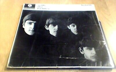 £103.99 • Buy THE BEATLES With The Beatles 1st Press Parlophone Mono UK LP 1963 PMC 1206 Gotta