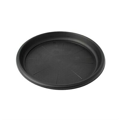 £5.50 • Buy Hydroponic Round Plastic Plant Pot Saucer Dish Water Drip Tray Drain Flower Base