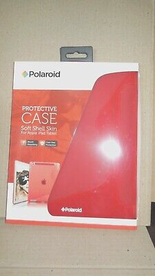 £12.22 • Buy Polaroid Protective Case Soft Shell Skin For Apple IPad Tablet ( Lot Of 2) New