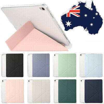 AU18.59 • Buy For IPad 7th 8th 5th 6th Gen Air Pro Mini Case Leather Folding Stand Smart Cover