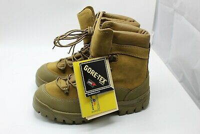 $69.95 • Buy New Mountain Combat Hiker MCB 950 Vibram Sole Military Boots, Made In USA, 9.5R