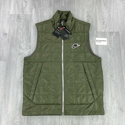 £54.95 • Buy Nike Synthetic Down Gilet / CZ1470-380 / Multiple Sizes Available