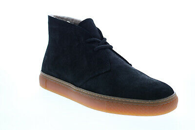 $60.99 • Buy Frye Essex Chukka 80885 Mens Black Leather Lace Up Chukkas Boots 9.5