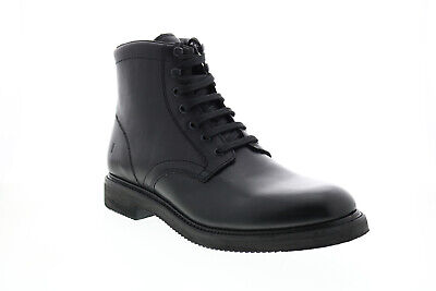 $74.69 • Buy Frye Gordon Lace Up 80890 Mens Black Leather Lace Up Casual Dress Boots 8