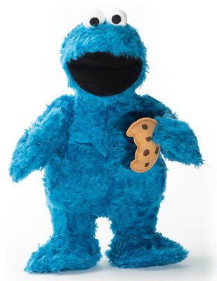 £199 • Buy Steiff Cookie Monster - Official Sesame Street Limited Edition - 658105 - BNIB