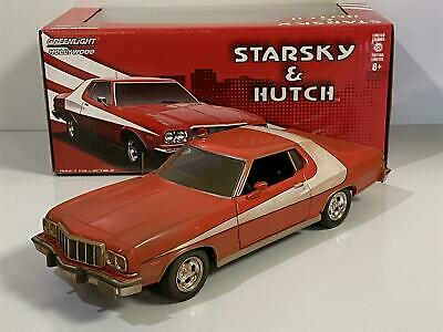 £29.99 • Buy Starsky And Hutch 1976 Ford Gran Torino Weathered 1:24 Greenlight 84113