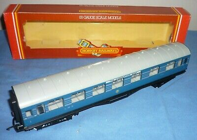 £21.99 • Buy Hornby Oo Gauge Lms Stanier Composite Coach Coronation Scot 1070 R422 Boxed