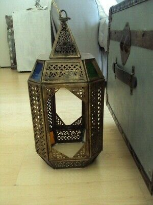 £30 • Buy  Moroccan Brass Lamp Ceiling Hanging Light